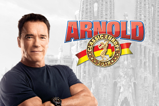 «Arnold Classic Europe» - 2018